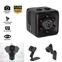 Mini Camera 1080P Wireless Night Vision and Motion Detection - Hidden Cameras