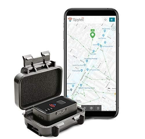 Spy Tec GPS Tracker + M2 Magnetic Case Bundle - GPS Trackers
