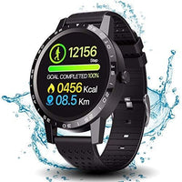 Activity Tracker with Heart Rate and Blood Pressure Monitor - Smart Watches