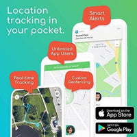 Real-Time Tracker for Kids Secure Live Notifications Precise Location - GPS Trackers