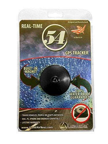 Land/Air/Sea 54 GPS Tracker Real Time Waterproof Magnet - GPS Trackers