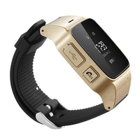 GPS Tracker Watch For Adult Elderly Anti-lost SOS Wifi - GPS Trackers