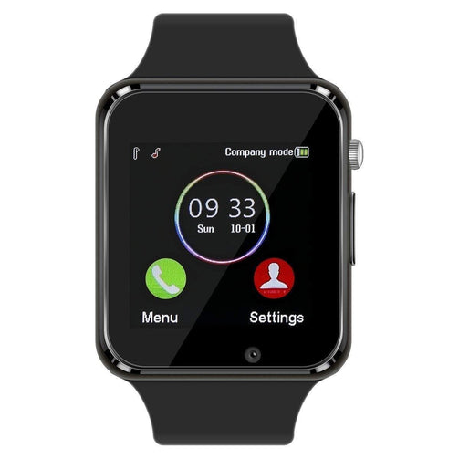 Smartwatch Touch Screen Bluetooth Phone Fitness Tracker Camera - Smartwatch