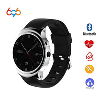 Smartwatch WiFi GPS Android 5.1 Wristband SIM Card - Smartwatch