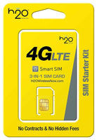 Smart SIM Card prepaid 3-in-1 GSM Recommended - SIM Cards