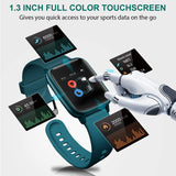 Smartwatch Fitness Tracker with Heart Rate Monitor Activity Tracker - Smartwatch