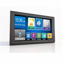 Car GPS Navigation 8GB Android 4.2.2 1080p Data Recorder 9 Inch - Vehicle GPS