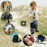 Mini GPS Tracker for Children and Pets Anti-theft Personal Portable - GPS Trackers
