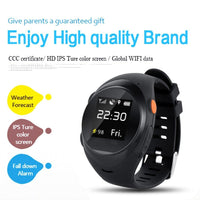 Child GPS Smartwatch GPS Positioning Tracking SOS - Smartwatch