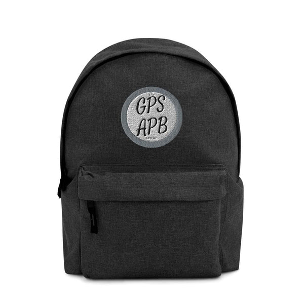 GPS APB Store Embroidered Backpack - Backpacks