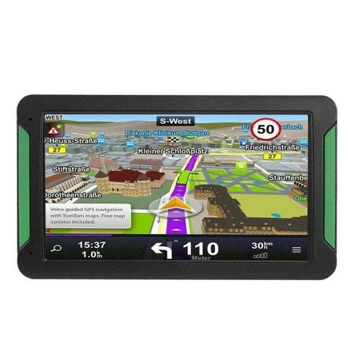 Vehicle GPS Accessories S7 7 Inch Touch Screen Car Truck GPS - Vehicle GPS