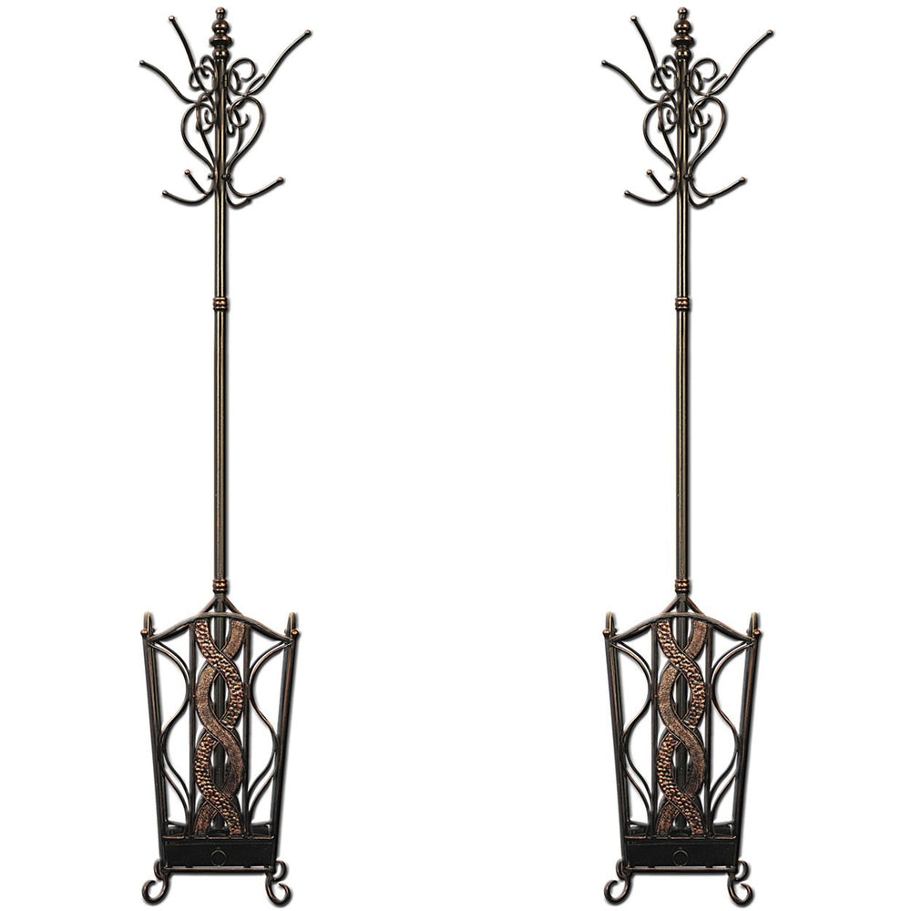 Celtic Hat Coat Umbrella Stand