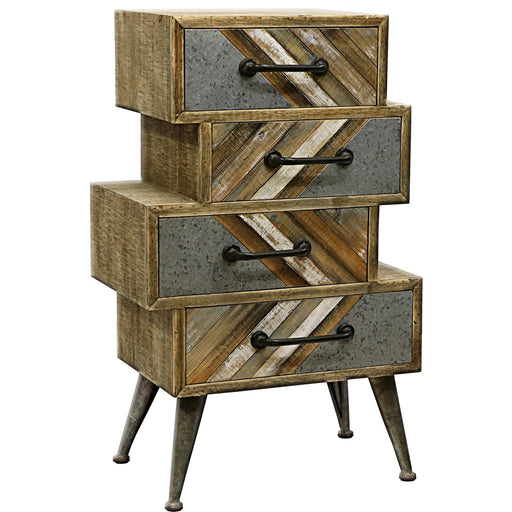 """Puebla"" Staggered Chest Of Drawers"