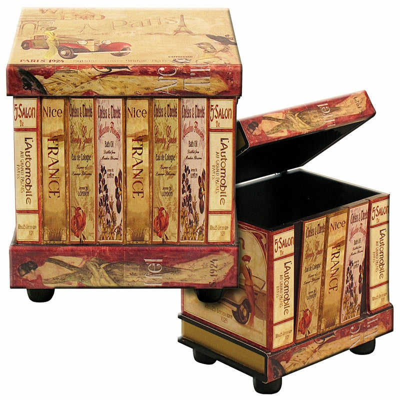 Library Storage Boxes (Set/2)