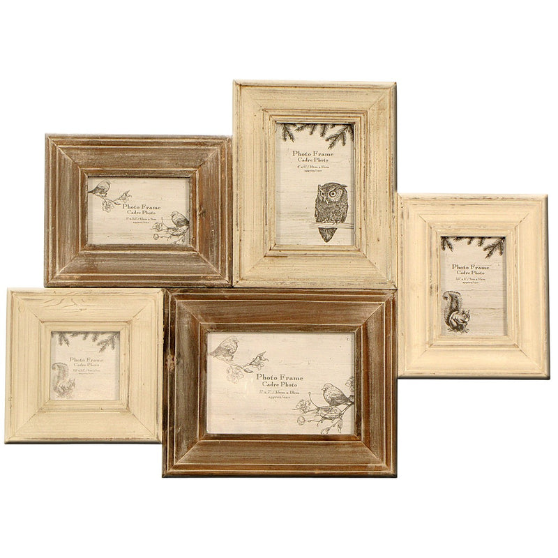 Woodland Wall Multi-frame 62x45cm