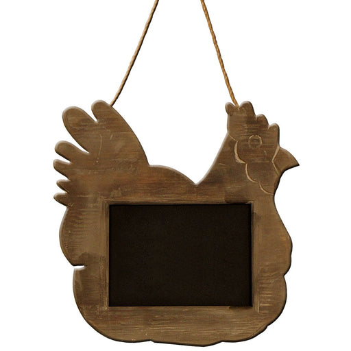 Chicken Hanging Kitchen Blackboard
