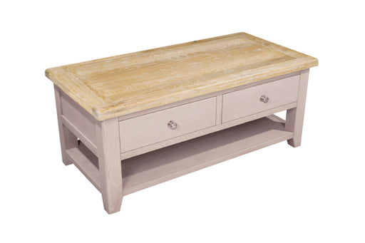 Salou 2 Drawer Coffee Table
