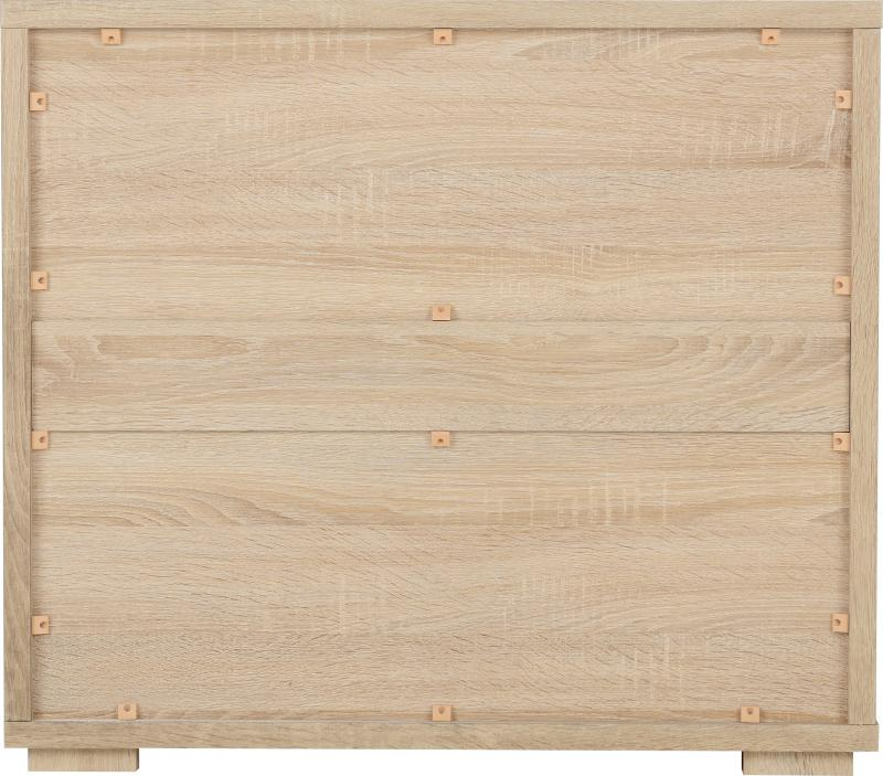 Cambourne 3 Drawer Chest in Sonoma Oak Effect Veneer