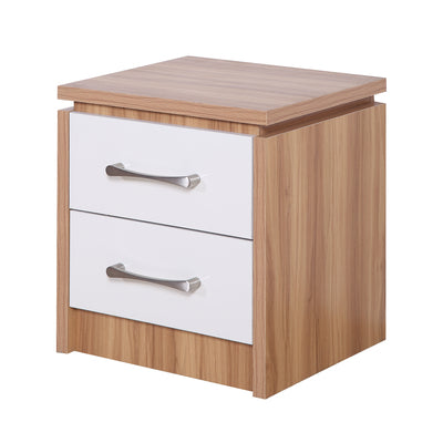 Conrad 2 Drawer Bedside