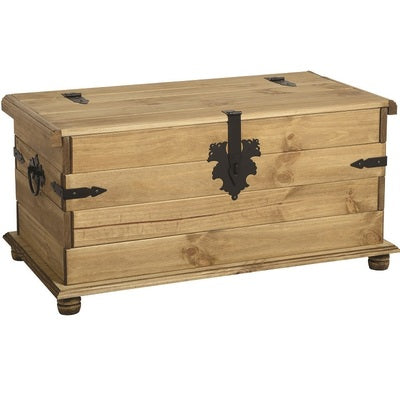 Bella Trunk – Waxed Pine