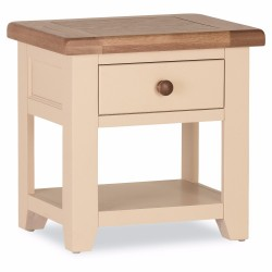 Juliet Lamp Table 1 Drawer