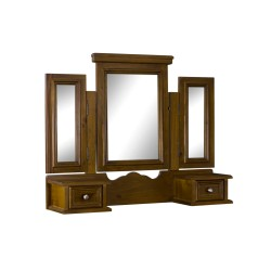 London 3 Way Mirror Dressing Table Mirror