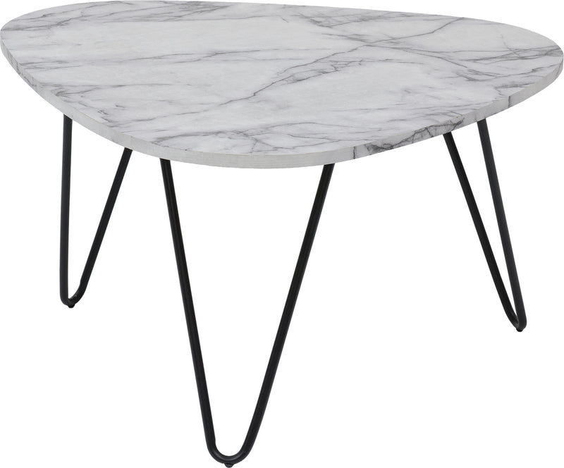 Trieste Coffee Table in Marble Effect