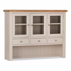 Victor Large Hutch 3 Door