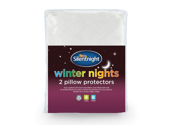 silentnight pillow protectors