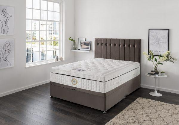 Royal Coil Supreme Mattress - Double