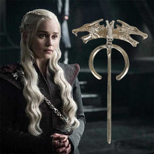 Load image into Gallery viewer, Daenerys's Dragon Brooch