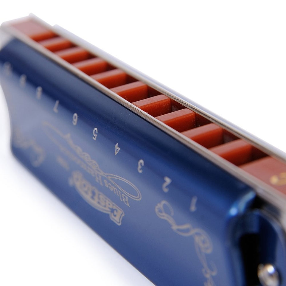 Harmonica Diatonic 10 Holes Blues Harp traditionele muziekwinkel