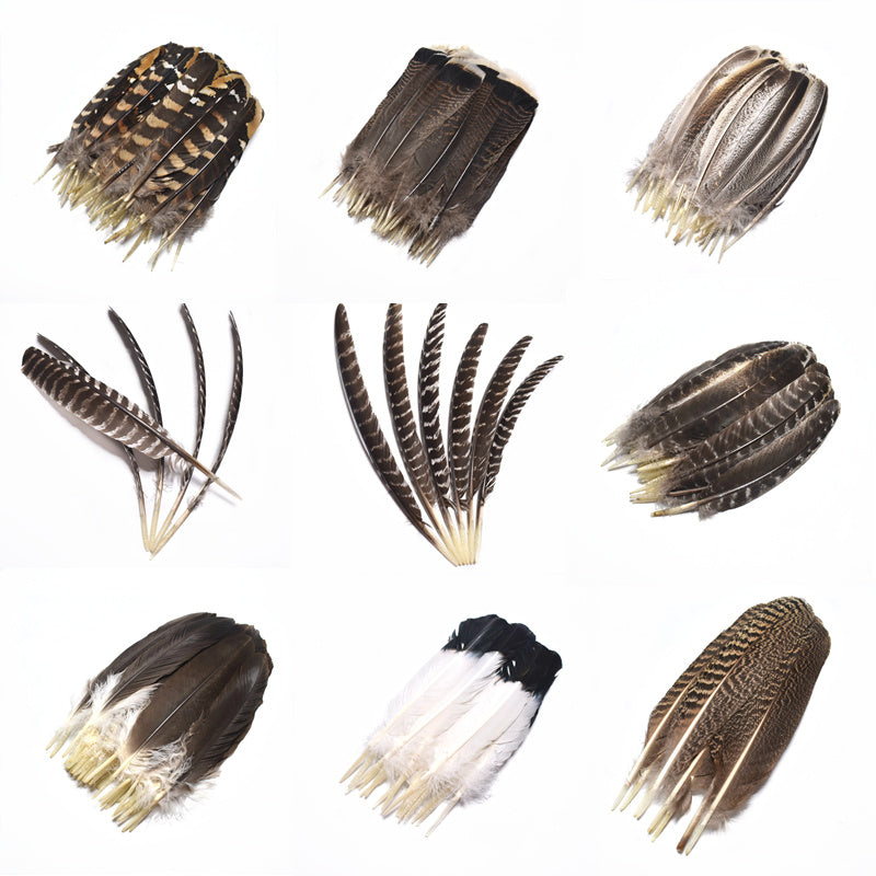 High quality natural feathers traditional gifts for husband