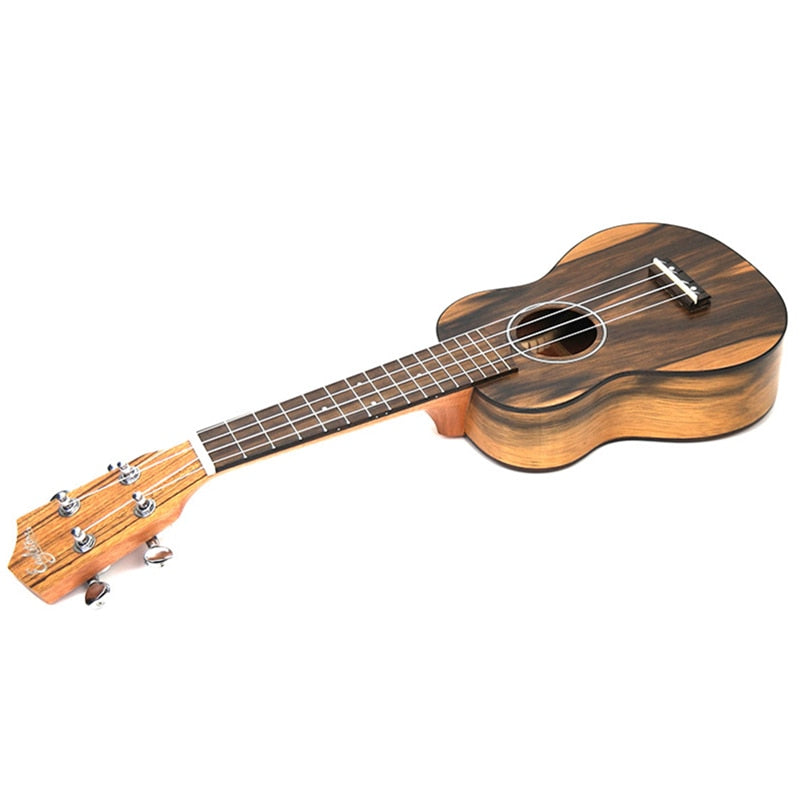Soprano Ukulele 4 Strings Mini Guitarra regalos para músico
