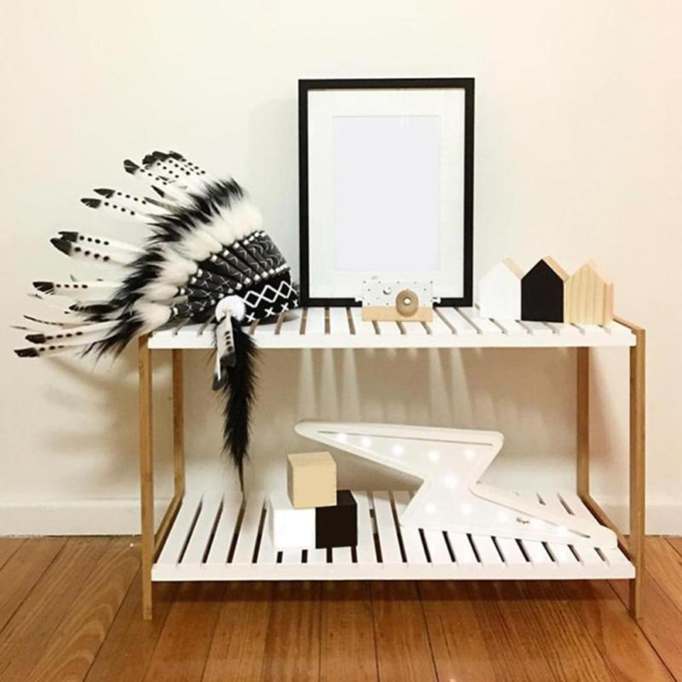 Native Indian Feather Headdress