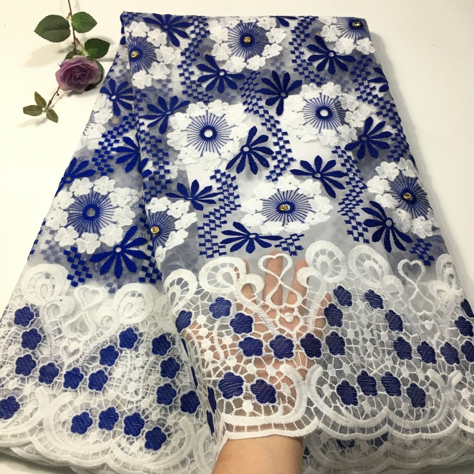 Fashion African Lace Fabric