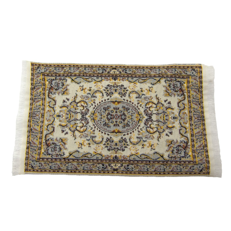 Dollhouse Carpet Turkish Rug Miniature