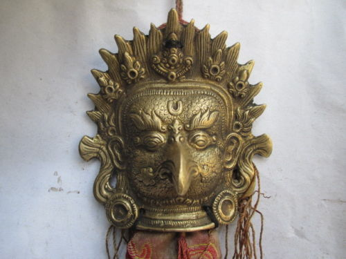 Tibetan hanging sculpture