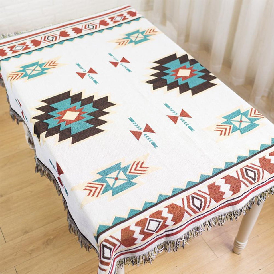 Navajo Blanket Home Decoration