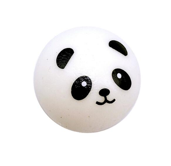 Squishy Panda Bun Stress Reliever Ball