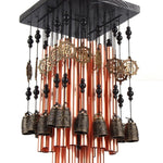 28 Metal feng shui wind chimes [The Best Affordable Online Ethnic Shop] - Unusual Trendy