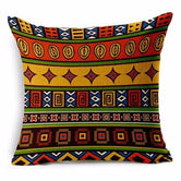 African Pillow National Stripe Home Decorative