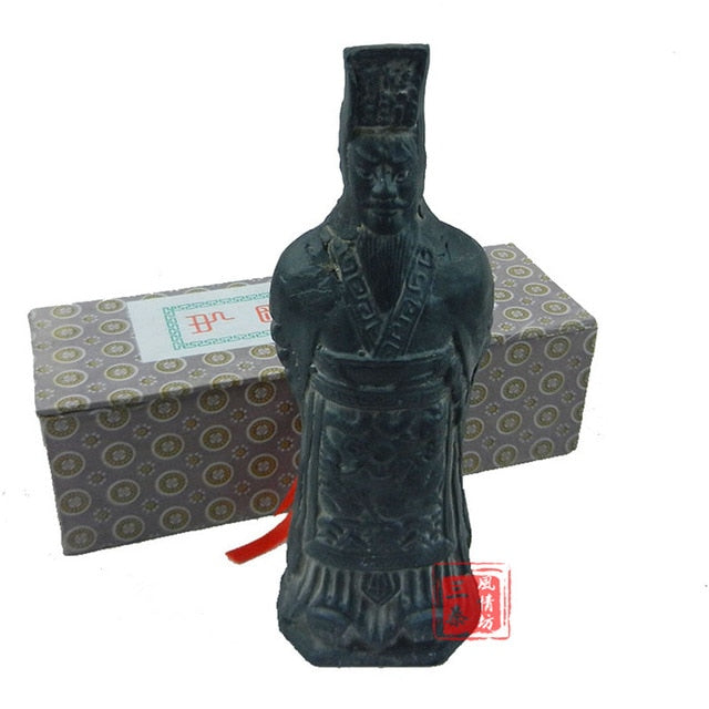 Qin Terracotta Army Warriors decoration statue gifts for him