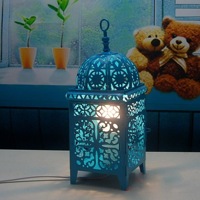 Moroccan Lights Bedsides Table [The Best Affordable Online Ethnic Shop] - Unusual Trendy