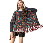 Boho Sweater Pullover Ethnic Vintage Gypsy [The Best Affordable Online Ethnic Shop] - Unusual Trendy