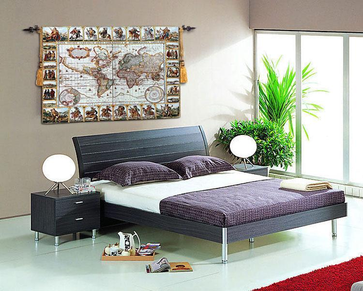 Antique World Map Tapestry [Le meilleur magasin ethnique en ligne] - Unusual Trendy