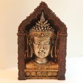 Southeast Asian Meditation Buddha Statue