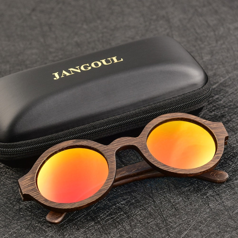 gifts for boyfriend Wood Sunglasses Bamboo Retro