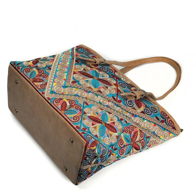 India Style Embroidery Bag