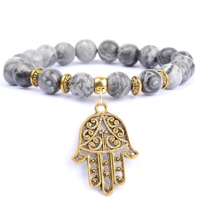Cute beaded bracelets boho special quartzs [The Best Affordable Online Ethnic Shop] - Unusual Trendy